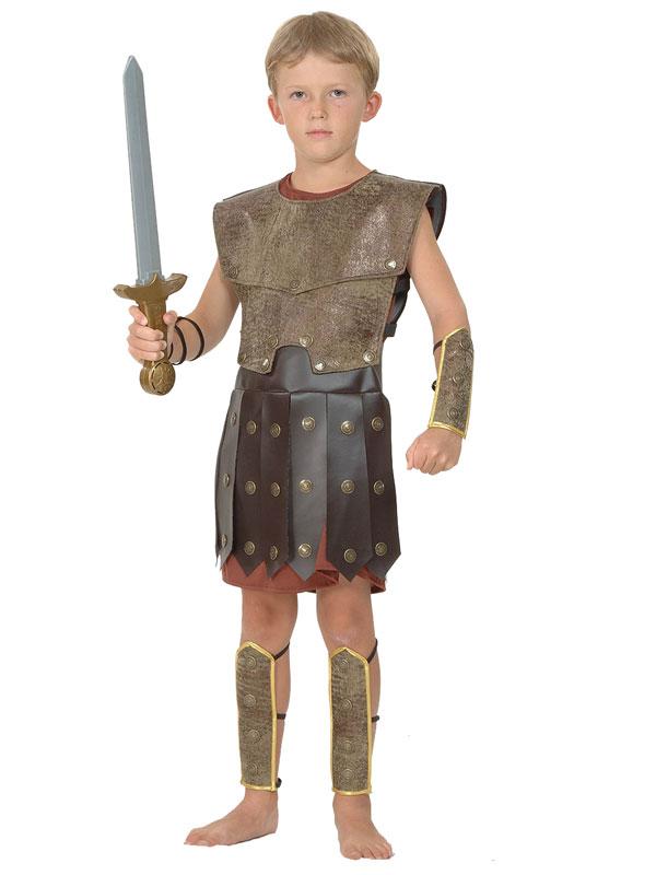 Child Warrior Costume