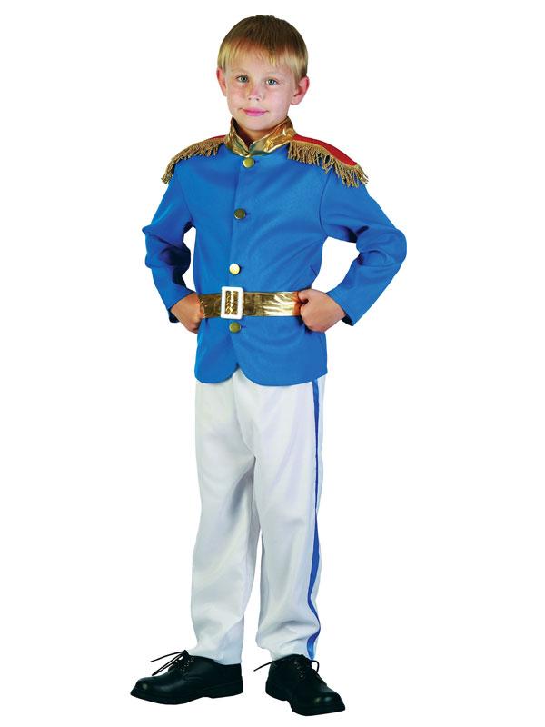 Child Prince Costume