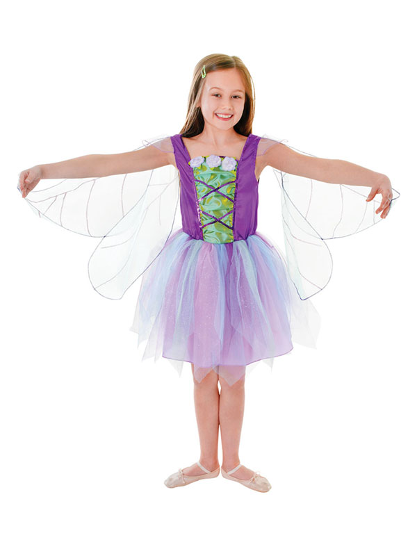 Child Winged Fairy Costume