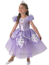 Child Premium Sofia The First Costume