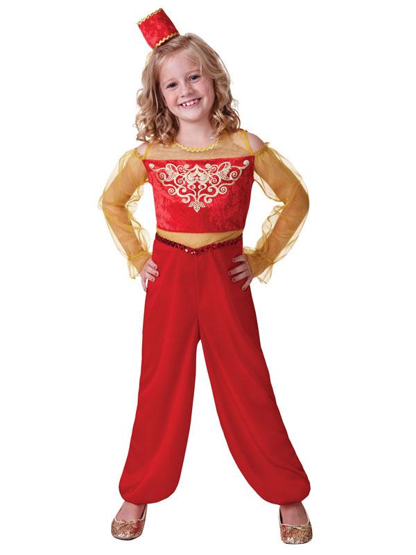 Child Princess Aladdin Costume