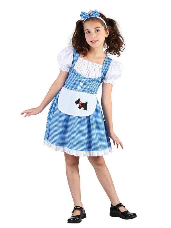 Child Fairy Tale Girl Costume