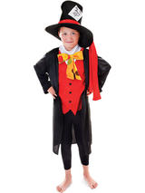 Child Mad Hatter Costume Cm