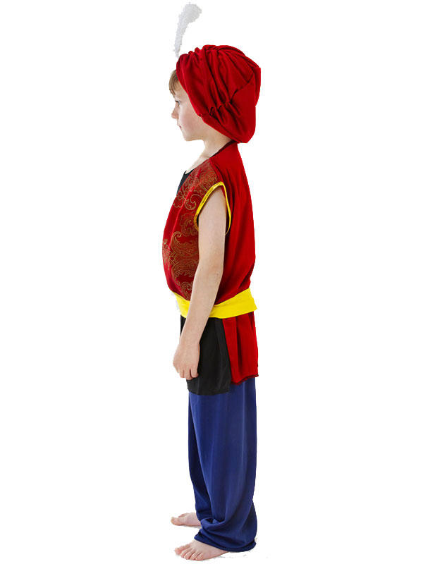 Child Arabian Boy Costume Thumbnail 2