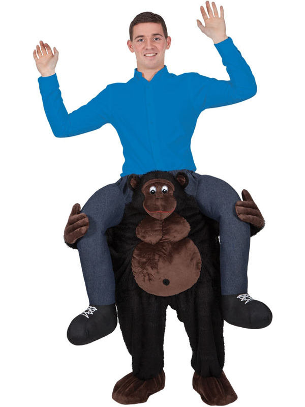 Carry Me® Gorilla Costume