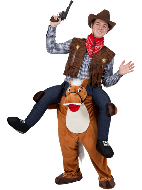 Carry Me® Horse Costume
