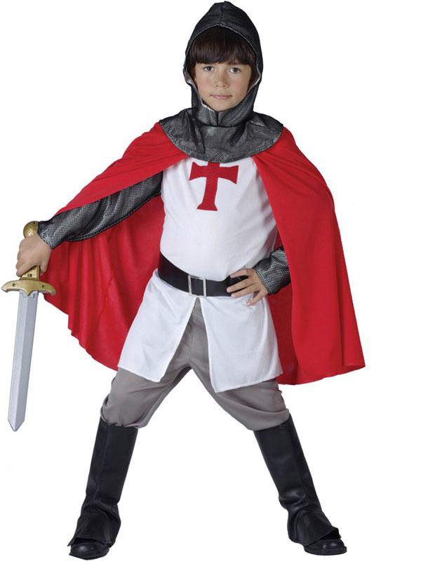 Child CrUSAder Boy Costume