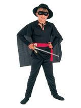 Child Masked Bandit Costume
