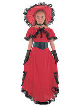Child Scarlet O'Hara Costume