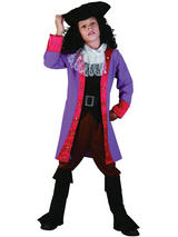 Child Boys Pirate Hook Costume