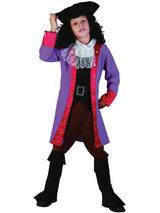 Child Boys Pirate Hook Costume