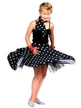 Child Black Rock 'N' Roll Skirt