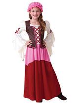 Child Little Tavern Girl Costume
