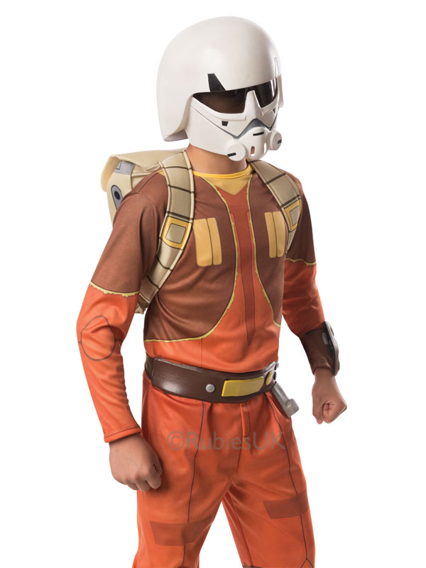 Child Boys Ezra Bridger 2-Piece Mask - Star Wars
