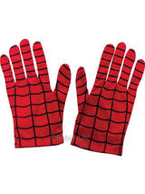 Child Boys Spiderman Gloves