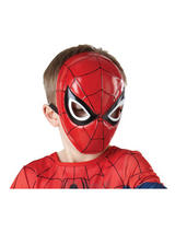 Child Boys Spiderman Mask