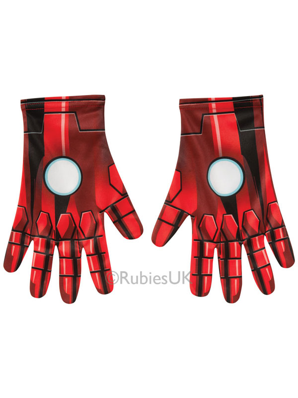 Iron Man Gloves