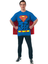 Superman T Shirt & Cape