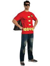 Batman Robin T Shirt Cape & Mask