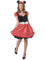 Sassy Minnie Mouse Costume