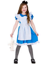Child Classic Storybook Alice Costume