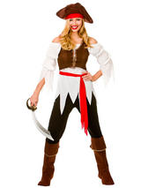 Pirate Shipmate Costume