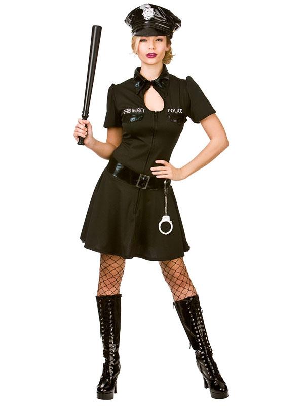 Naughty Officer Costume
