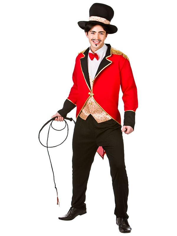 Circus Ringmaster Costume