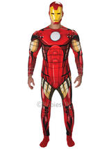 Iron Man Costume & Mask