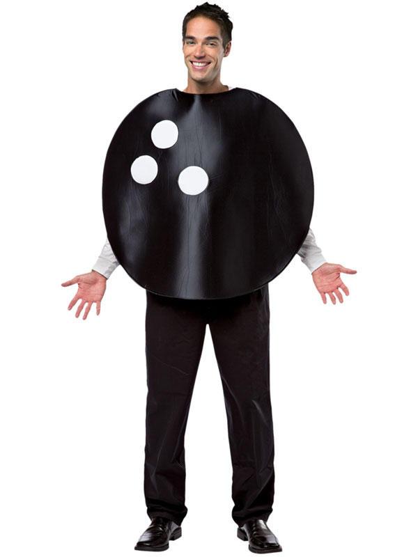 Bowling Ball Tunic Costume