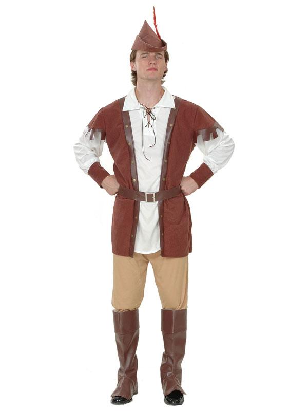Deluxe Robin Hood Costume
