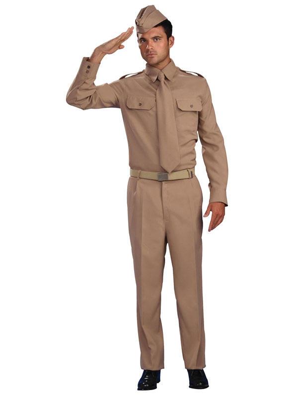 WW2 Private Soldier Costume