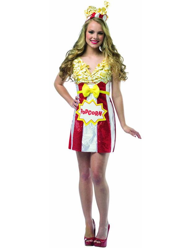Popcorn Dress Costume