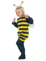 Child Bumble Bee Toddler Costume