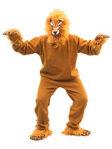 Lion Budget Costume