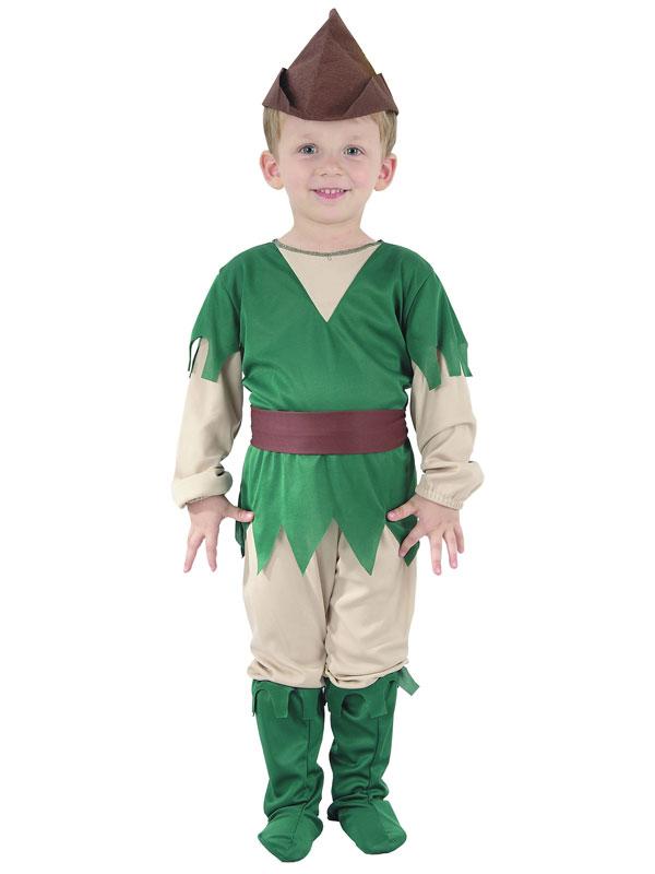 Child Hunter Robin Hood Costume