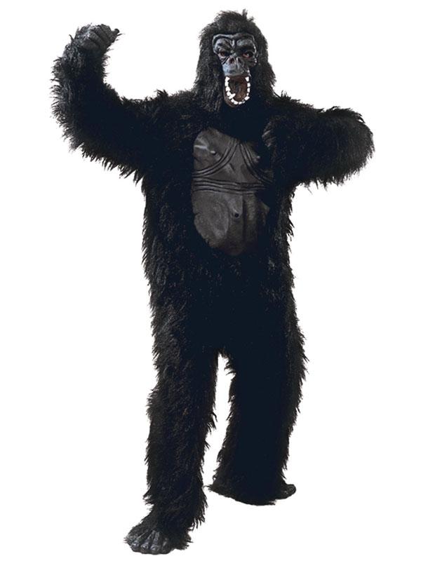 Gorilla & Rubber Chest Costume