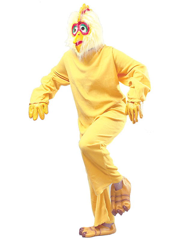 Chicken Budget Costume