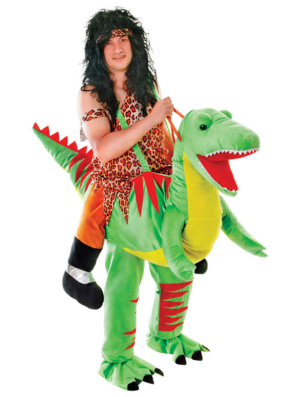 Dinosaur Step In Costume