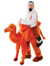 Camel Step In Costume