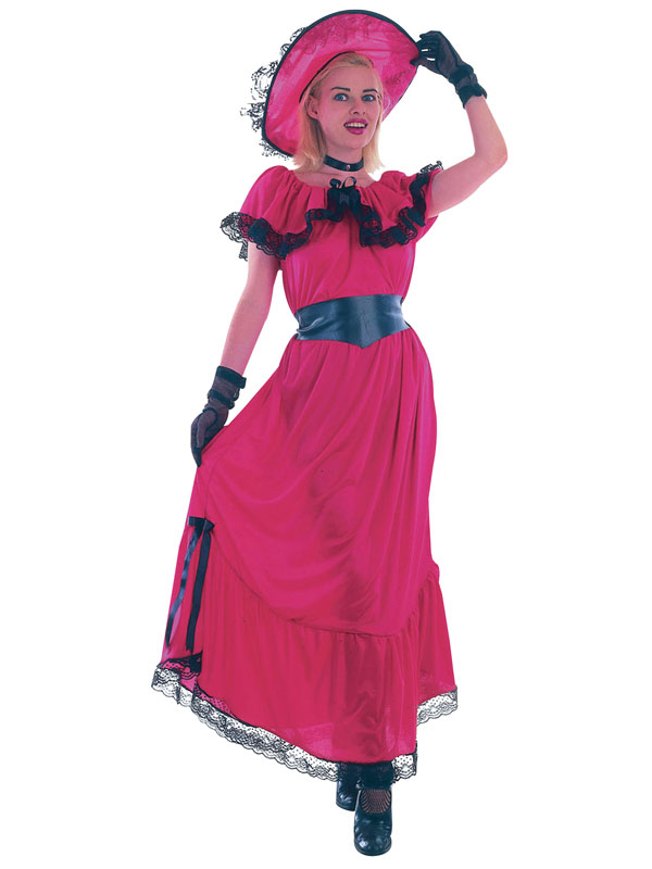 Sentinel Adult Gone With The Wind Scarlet O Hara Ladies Fancy Dress Costume  Party Outfit d691cefbf