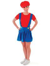 Plumber Lady Costume