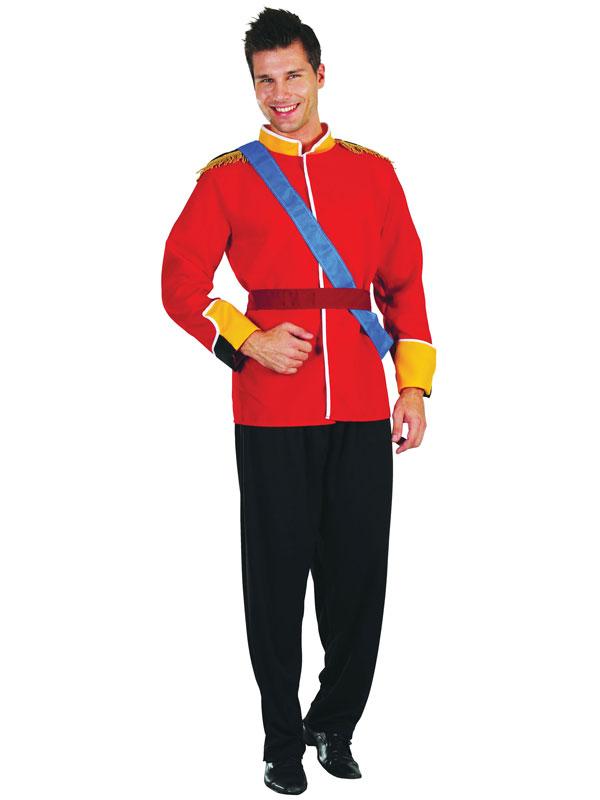 Prince Oyal Family Costume