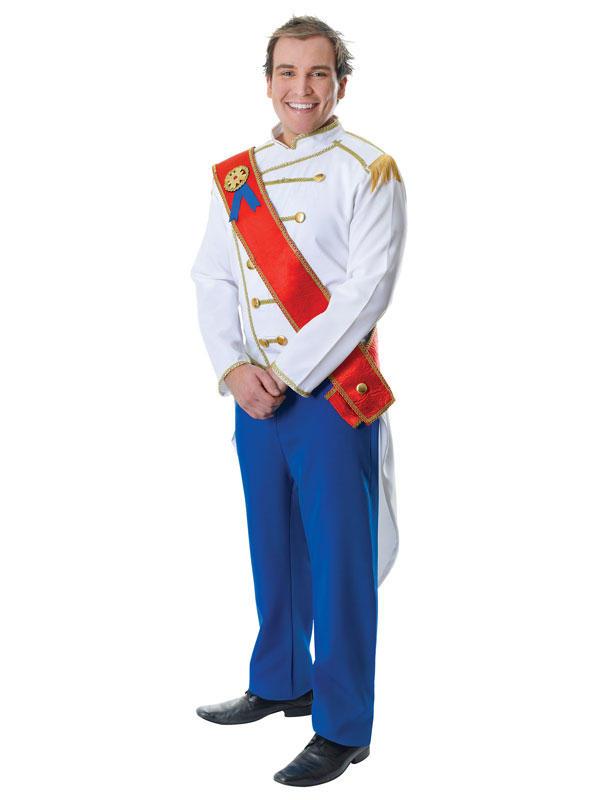 Prince Charming Costume Thumbnail 1