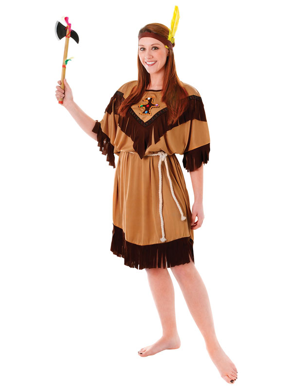 Indian Lady Budget Costume