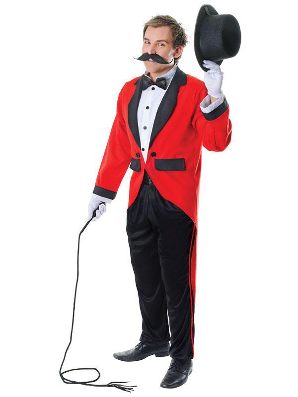 Ringmaster Costume Thumbnail 1