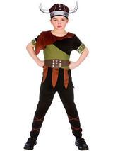 Child Viking Boy Costume