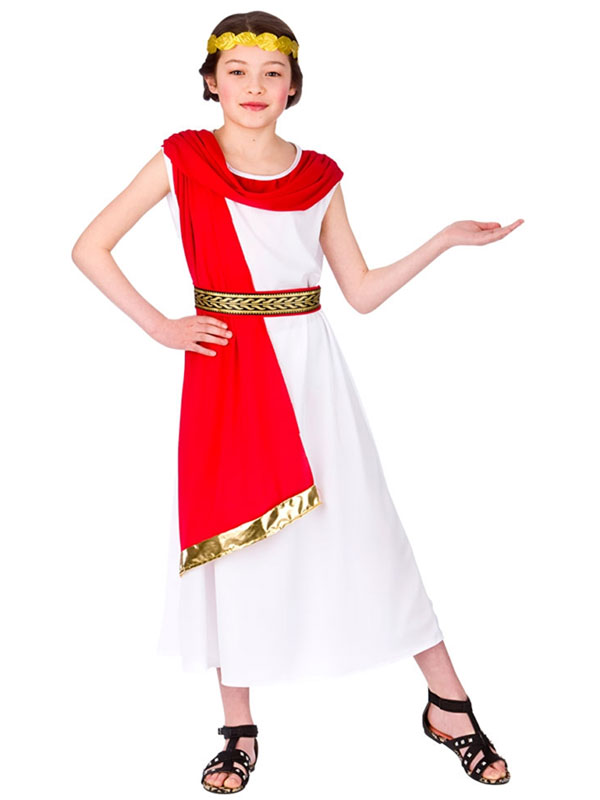Child Roman Princess Costume