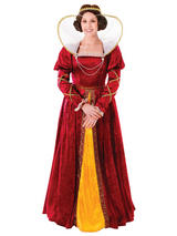 Queen Elizabeth Costume