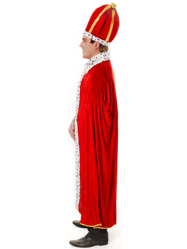 King's Robe + Hat Costume Thumbnail 2